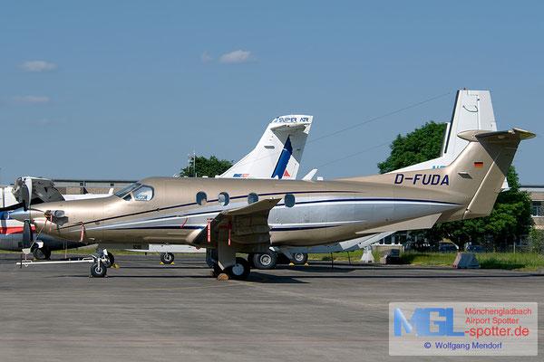27.05.2012 D-FUDA Pilatus PC-12