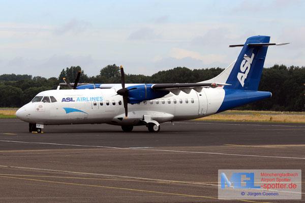 13.07.2016 HB-AFF ASL Airlines ATR 42-300 cn264