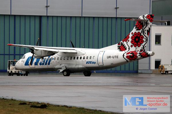 15.11.2016 UR-UTE UTair Ukraine ATR 42-300 cn057