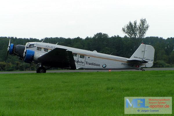 26.08.2006 HB-HOY JUAIR JU52(BMWc)