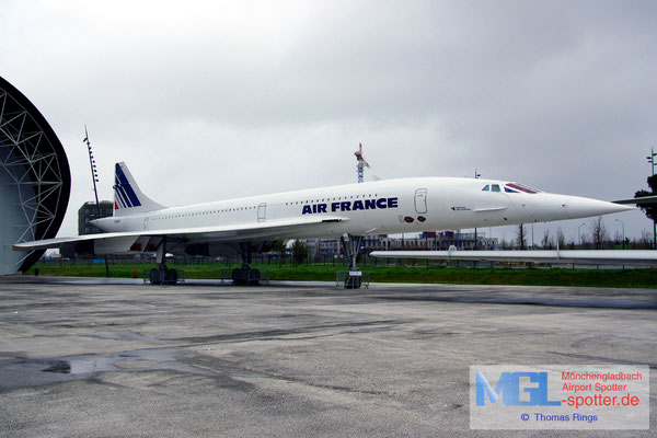30.03.2015 F-BVFC Air France Aerospatiale-BAC Concorde 101