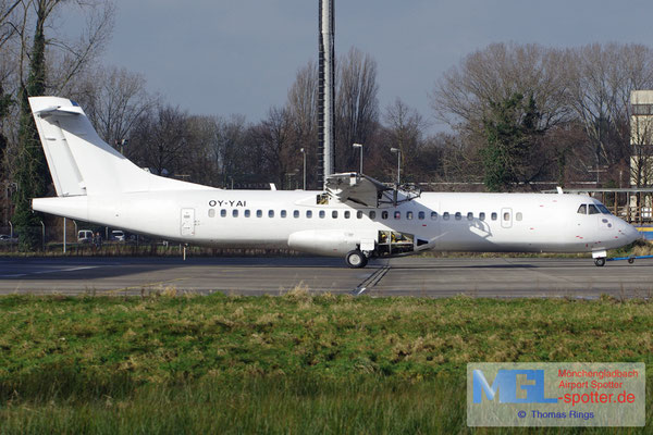 31.01.2015 OY-YAI Mistral Air ATR 72-500 cn879