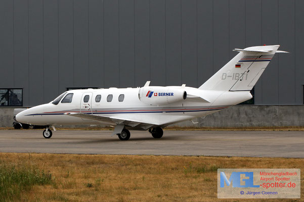 08.06.2020 D-IBTI Cessna 525 CitationJet 1