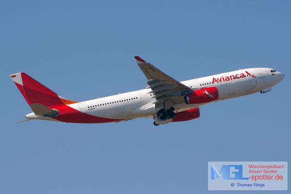 31.03.2015 N941AV Avianca A330-243