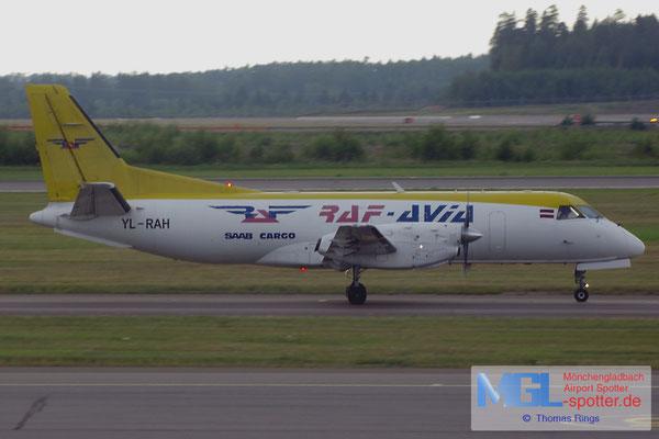 24.07.2014 YL-RAH RAF Avia Saab 340AF