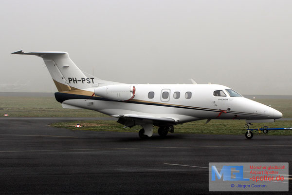 19.01.2019 PH-PST Embraer 500 Phenom 100