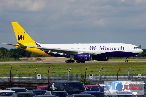 22.06.2014 G-EOMA Monarch A330-243
