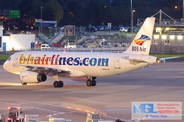 17.10.2014 LZ-BHG BH Airlines A320-232