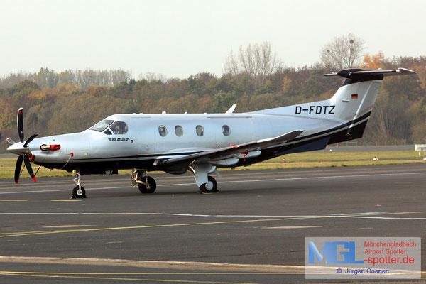 12.11.2016 D-FDTZ Pilatus PC-12/47E