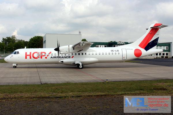 03.05.2017 OE-LID Intersky / HOP! ATR 72-600 cn1042