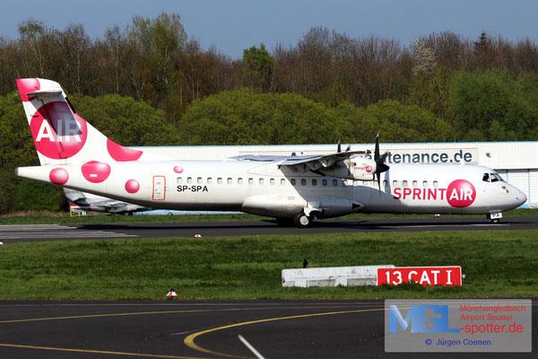 09.04.2017 Sprint Air ATR 72-202F cn246