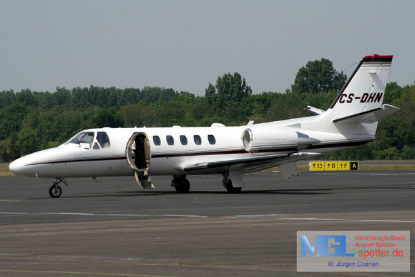 04.05.2007 CS-DHN NetJets Europe Cessna 550 Citation Bravo