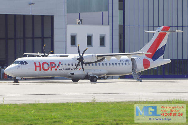 18.07.2014 F-GVZR HOP! ATR 72-500 cn498