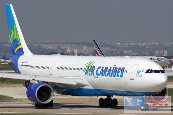 08.04.2015 F-OONE Air Caraibes A330-323