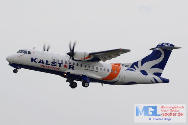 21.05.2015 8Q-VAR Flyme - Villa Air / Kalstar Indonesia ATR 42-500 cn518
