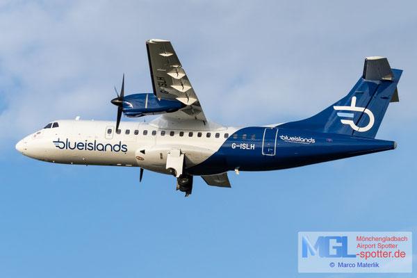 29.09.2020 G-ISLH Blue Islands ATR 42-320 cn173