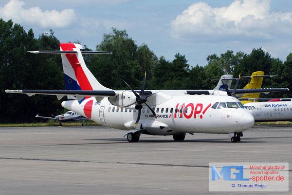 14.07.2016 F-GPYF HOP! ATR 42-500 cn495