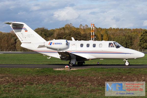 28.10.2020 D-IBTI Cessna 525 CitationJet CJ1+