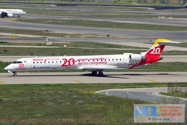 05.04.2015 EC-JNB Air Nostrum / Iberia Regional 20 anos CRJ-900ER