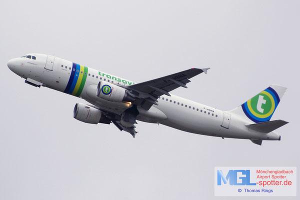 29.03.2015 F-HBNA Transavia France A320-214