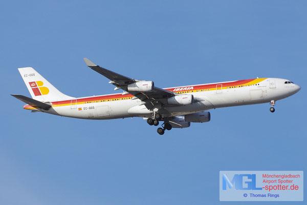 03.04.2015 EC-GGS Iberia A340-313