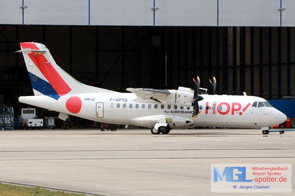 16.08.2019 F-GPYD HOP! ATR 42-500 cn490