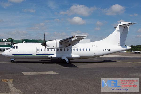 27.07.2016 F-GPYC Corporate / HOP! ATR 42-500 cn484