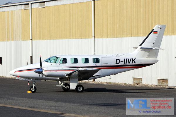 17.02.2019 D-IIVK Cessna T303 Crusader