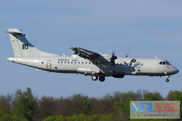 18.04.2019 78/AR-NYM Pakistan Navy ATR C72-500MP cn712