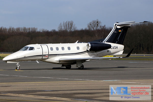 08.03.2019 D-CASH EMB-505 Phenom 300
