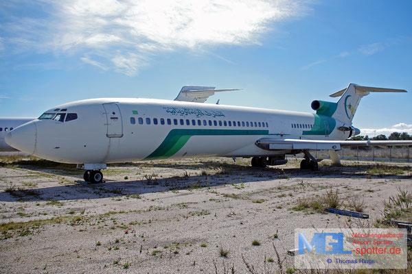 31.03.2015 (5T-CLP) Air Mauritanie B727-294/Adv.