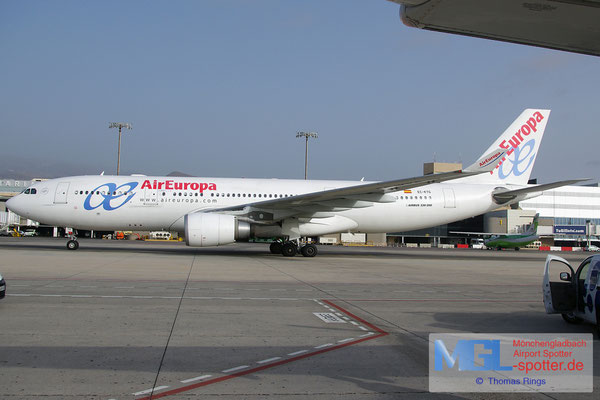 12.07.2014 EC-KTG Air Europa A330-202