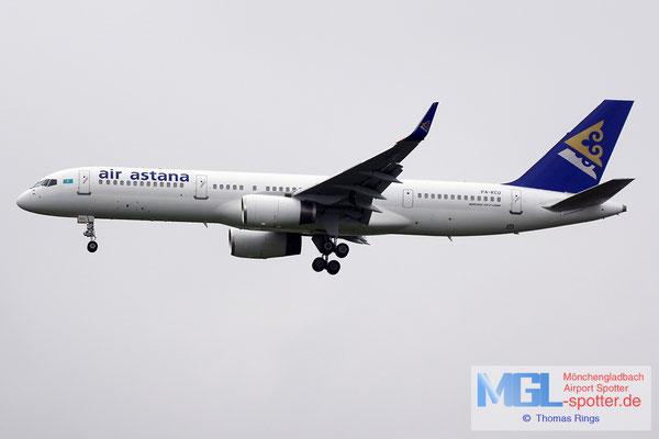 19.06.2014 P4-KCU Air Astana B757-23N/W