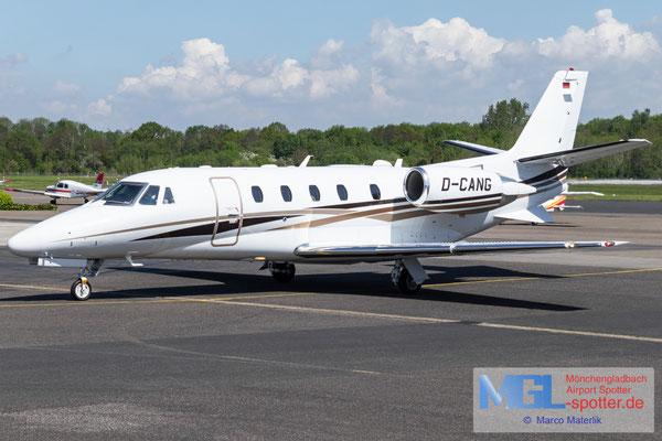 13.05.2021 D-CANG Air Hamburg Cessna 560 Citation XLS+