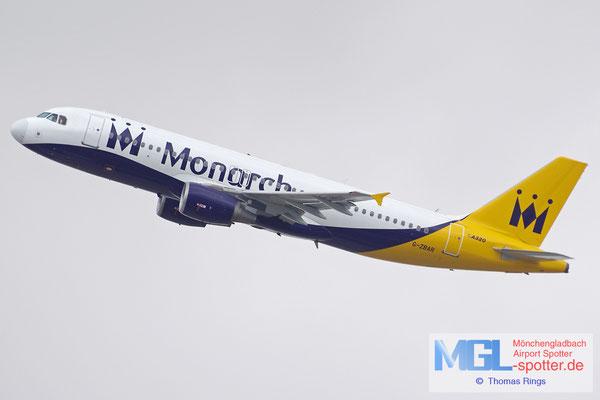 01.04.2015 G-ZBAR Monarch A320-214