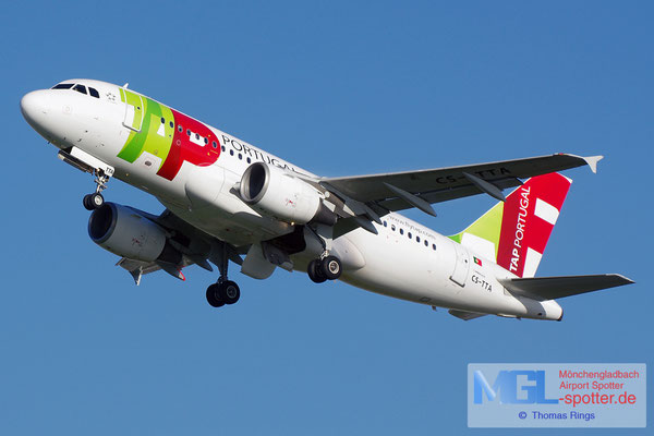 27.10.2013 CS-TTA TAP Portugal A319-111