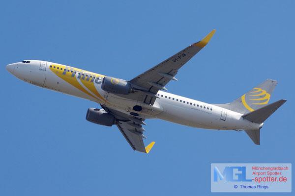 22.07.2014 OY-PSB Primera Air Scandinavia B737-8Q8/W