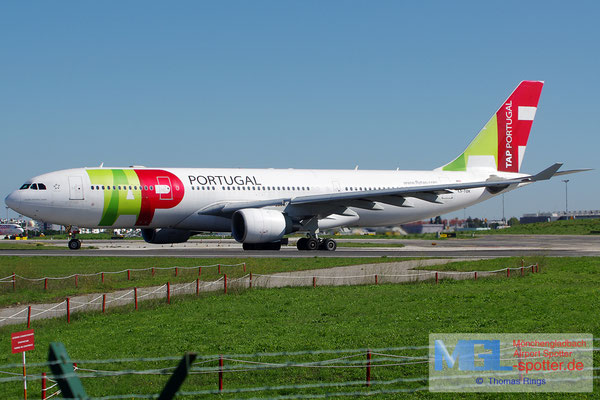 30.10.2013 CS-TOK TAP Portugal A330-223
