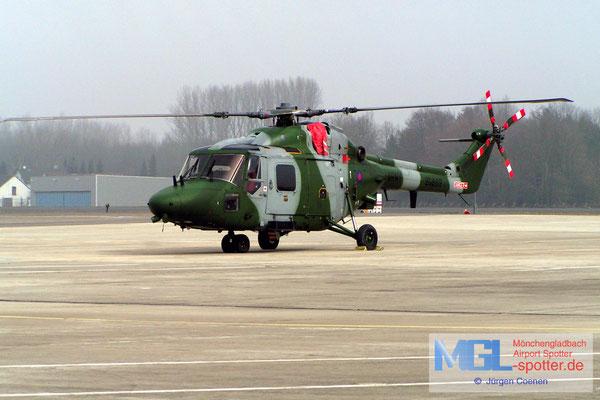 20.03.005 ZG889 British Army Westland Lynx AH.9