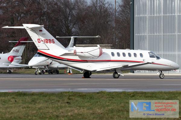 29.01.2021 D-IBBS Cessna 525A CitationJet CJ2+