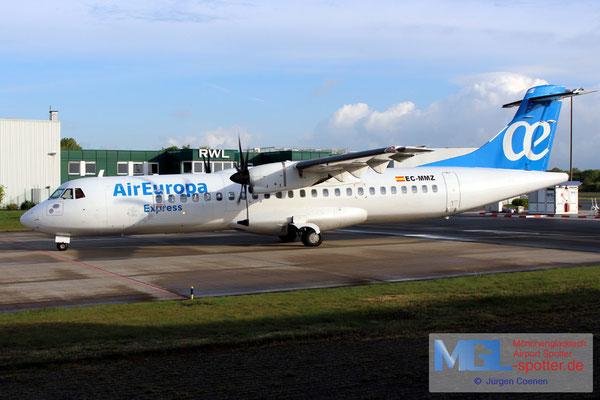 -25.04.2017 EC-MMZ Air Europa Express ATR 72-500 cn846