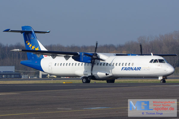 05.03.2014 HB-AFV Farnair Europe ATR 72-202F cn341