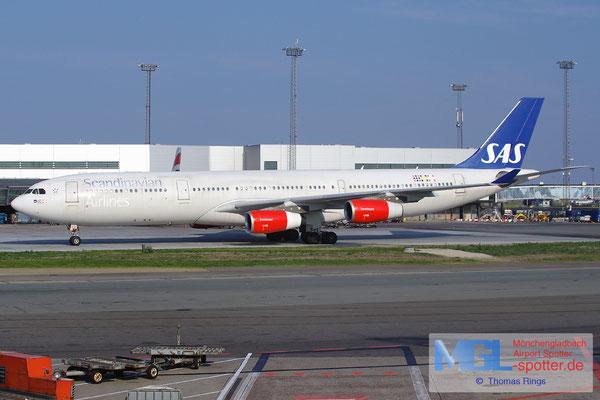 26.07.2014 OY-KBI SAS A340-313