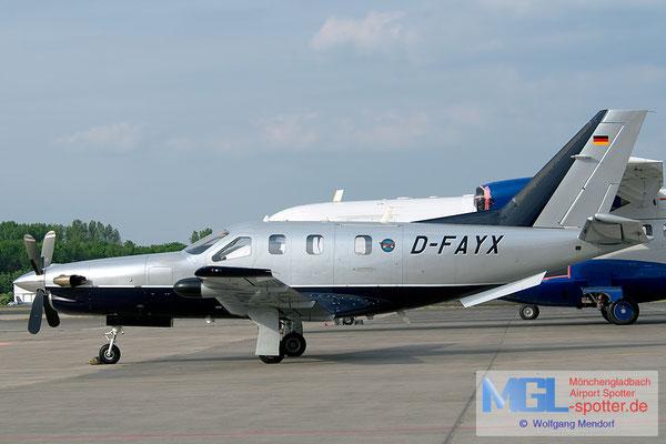 13.05.2011 D-FAYX Socata TBM-850