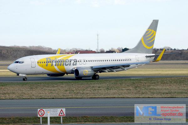 20.04.2013 OY-PSC Primera Air Scandinavia B737-86N/W