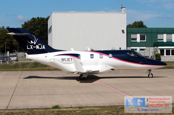 14.08.2019 LX-WJA WiJet HA-420 HondaJet