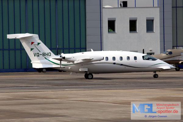 03.05.2017 VQ-BHO Piaggio P-180 Avanti
