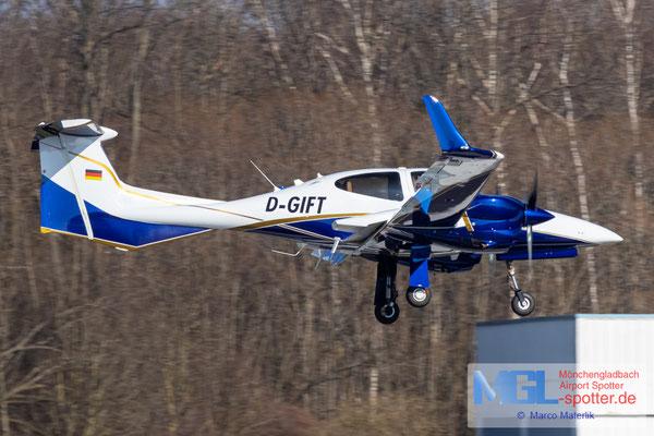 28.02.2021 D-GIFT Diamond DA-42 NG Twin Star