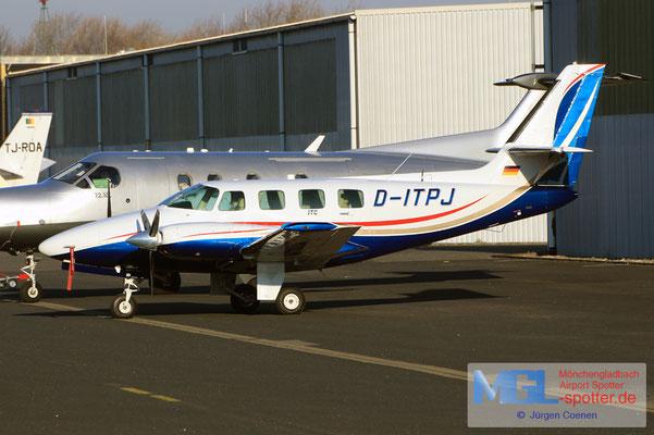 18.02.2019 D-ITPJ Cessna T303 Crusader