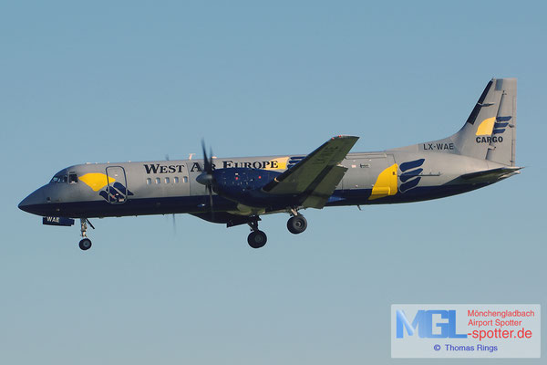 30.10.2013 LX-WAE West Air Europe BAe ATPF